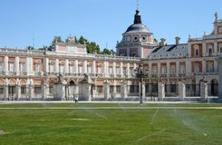 Aranjuez Royalty Free Stock Photo