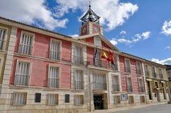 Aranjuez City Hall, Madrid province. (Spain Royalty Free Stock Photo