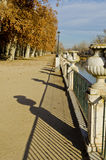 Aranjuez-Gärten stockfotos
