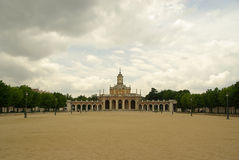 Aranjuez Real Capilla de San Antonio 02 Royalty Free Stock Images