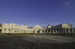 Aranjuez Royal Palace Photos stock