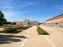 Aranjuez Royal Palace, Madrid Stock Photos