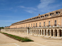 Aranjuez Royal Palace, Madrid Stock Photography