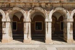 Aranjuez, Spain-04/26/2008 Korytarz królewski Zdjęcie Stock