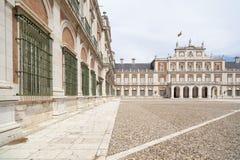 Aranjuez Spanien Arkivbilder