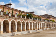 Aranjuez Views Royalty Free Stock Photo