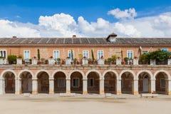 Aranjuez Views. Aranjuez Site Views in Madrid city, Spain Stock Images