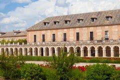 Aranjuez Views. Aranjuez Site Views in Madrid city, Spain Royalty Free Stock Photography