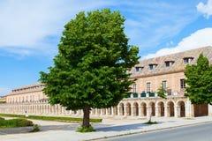 Aranjuez Views. Aranjuez Site Views in Madrid city, Spain Royalty Free Stock Photo