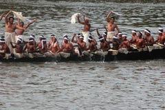 Aranmula Boat race Stock Photos