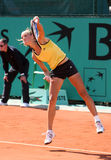 Arantxa RUS (NED) at Roland Garros 2010 Stock Image