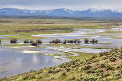 Arapaho National Wildlife Refuge Royalty Free Stock Photos