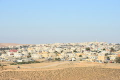 Arar Ba Negev, Israel Stock Photo