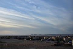 Arara στο Negev, Ισραήλ Μάιος Στοκ φωτογραφίες με δικαίωμα ελεύθερης χρήσης