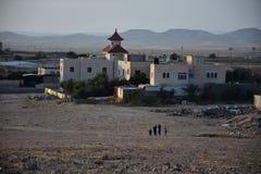 Arara στο Negev, Ισραήλ 11 Μαΐου, Στοκ εικόνες με δικαίωμα ελεύθερης χρήσης