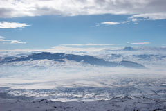 ararat βουνά υποστηριγμάτων κ&omicro Στοκ φωτογραφίες με δικαίωμα ελεύθερης χρήσης