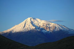 ararat πρωί της Αρμενίας greate Στοκ φωτογραφία με δικαίωμα ελεύθερης χρήσης