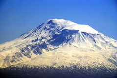 Ararat. Mountain view from Armenia Royalty Free Stock Image