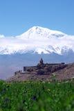 Ararat in Armenia Royalty Free Stock Photography
