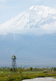 Ararat mountain. Royalty Free Stock Photography