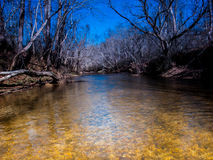 Ararat River. A beautiful day on the Ararat river Royalty Free Stock Photography