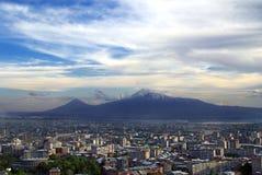 Ararat von Yerevan Stockfoto