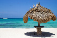 Arashi Beach - Aruba Royalty Free Stock Images
