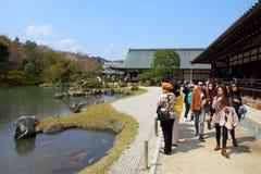 Arashiyama, Ιαπωνία Στοκ Εικόνες