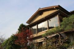 Arashiyama στο Κιότο Ιαπωνία Στοκ φωτογραφία με δικαίωμα ελεύθερης χρήσης