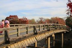 Arashiyama στο Κιότο, Ιαπωνία Στοκ Εικόνες