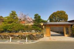 Arashiyama στο Κιότο, Ιαπωνία 2014 Στοκ εικόνες με δικαίωμα ελεύθερης χρήσης