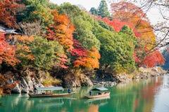 Arashiyama 免版税图库摄影