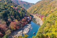 Arashiyama Στοκ εικόνα με δικαίωμα ελεύθερης χρήσης