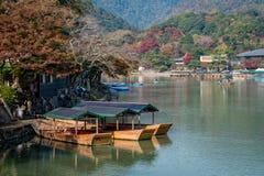 Arashiyama Стоковые Фотографии RF