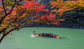 Arashiyama Fotografía de archivo