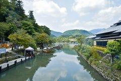 Arashiyama Zdjęcia Stock