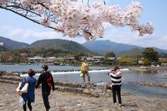 Arashiyama, Kyoto Stock Photography