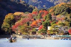 Arashiyama, Kyoto Zdjęcia Stock