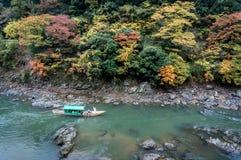 Arashiyama, Kyoto Fotografia Stock