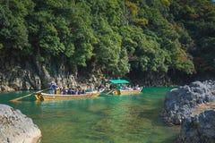 Arashiyama fotografia stock