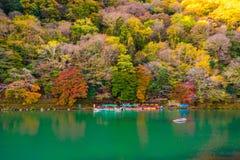 Arashiyama, Kyoto, Japan. The attraction of Arashiyama, Kyoto, Japan Stock Image