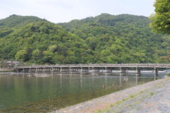 Arashiyama Kyoto Japan Royalty Free Stock Photos