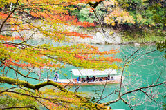 Arashiyama, Kyoto, Japan Royalty Free Stock Photography