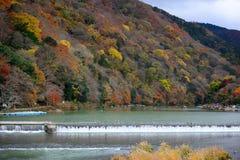 Arashiyama, Kyoto, Japan Royalty Free Stock Photography