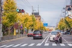 Arashiyama street Royalty Free Stock Images