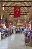 Arasta-Basar in Edirne, die Türkei Stockbild