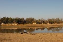 Arathusa Safari Lodge. In Sabi Sands park Royalty Free Stock Photos