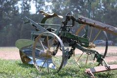 Aratro trainato da cavalli Fotografie Stock