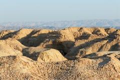 arava ήλιος ακτίνων ερήμων πρώτο Στοκ Φωτογραφίες