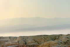 arava ήλιος ακτίνων ερήμων πρώτο Στοκ φωτογραφία με δικαίωμα ελεύθερης χρήσης